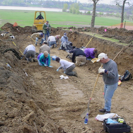Salvage Excavation of the Children's Home Cemetery