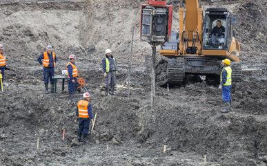 Geotecnia na construção civil