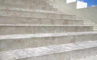 Escada de Cimento
