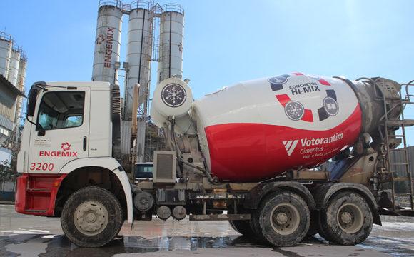 Transporte de concreto