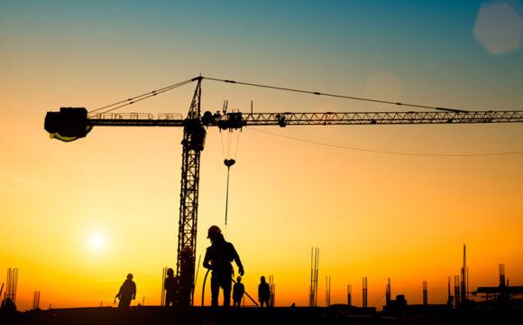 Balanço da construção civil