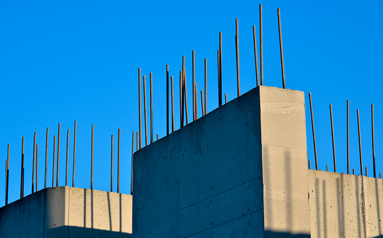 Alvenaria estrutural ou concreto armado?