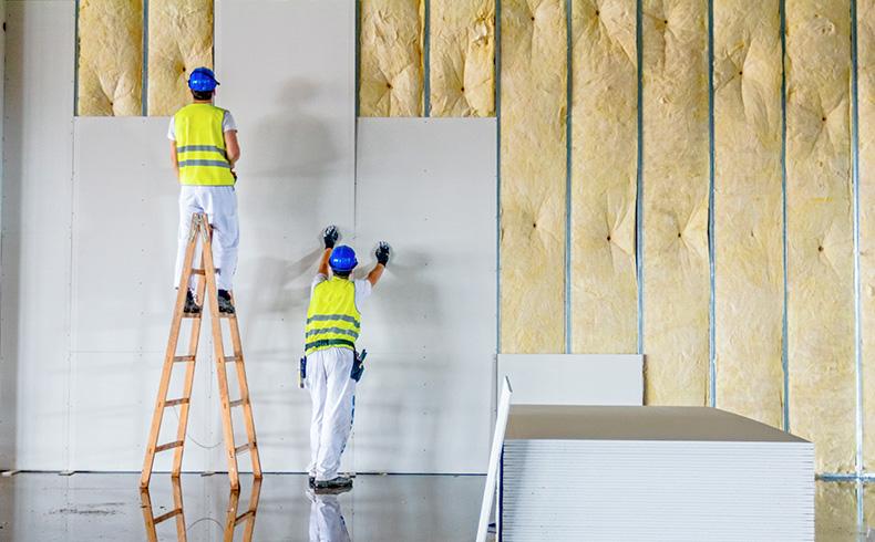 Drywall: Vantagens e desvantagens
