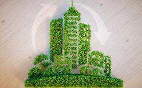 Materiais recicláveis para sua construção