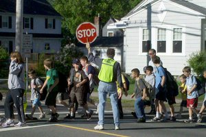Safe Routes to School: Student Commute Survey Tool