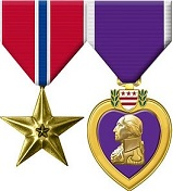 SgtMaj Larry Isaacs - Of all the medals, awards, formal presentations and qualification badges you received, or any other memorabilia, please describe those which are the most meaningful to you and why?