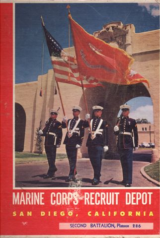 SgtMaj Joe D Armstrong (Grasshopper28) - Please describe who or what influenced your decision to join the Marine Corps.