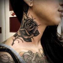 Tattoos Tagged With Rose Marked Tattoo Ideas