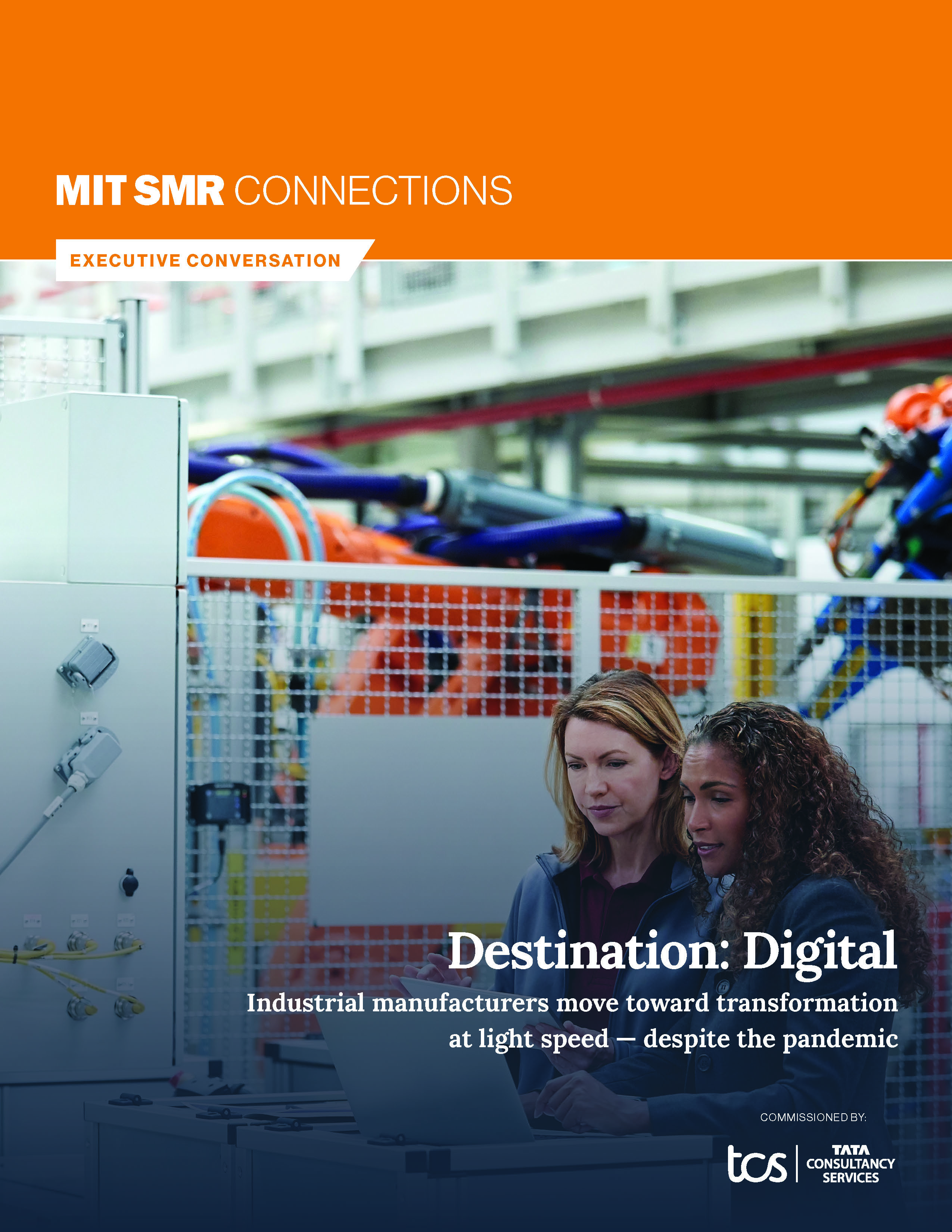 Digital Transformation in Industrial Manufacturing: Essential, Not Optional
