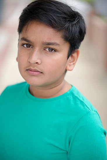 Anish W - Actors Headshots Photography Session