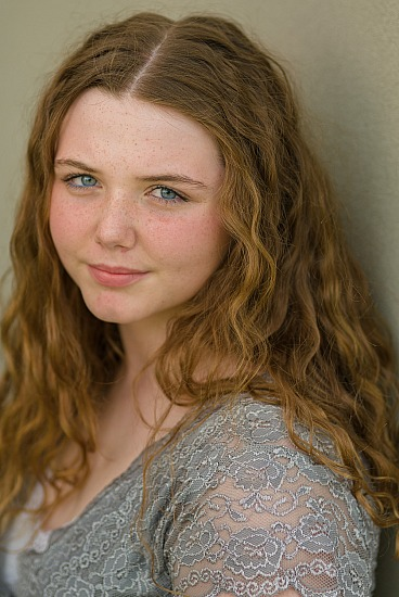 Camryn - Actors Headshots Photography Session
