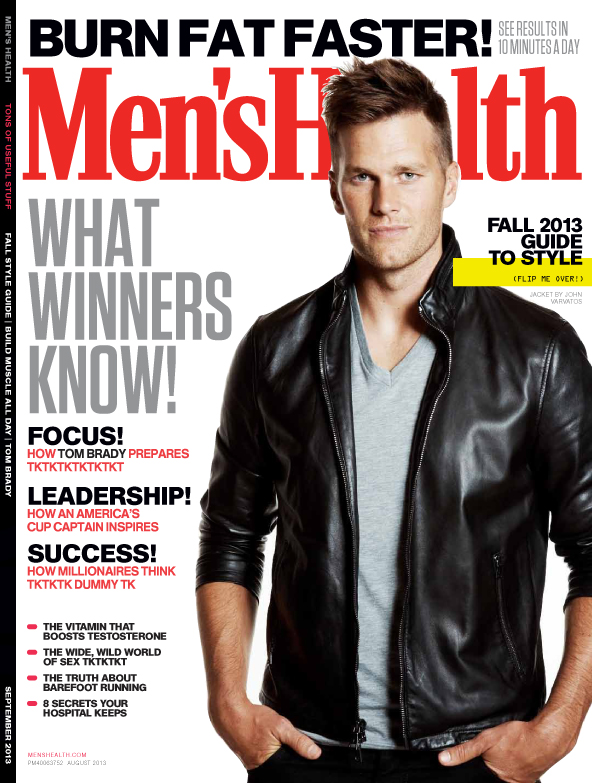 Brady Cover