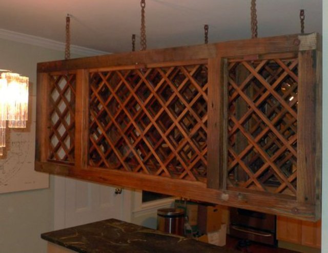 Wine Rack by Philip Morse Design/Woodworking at CustomMade.com
