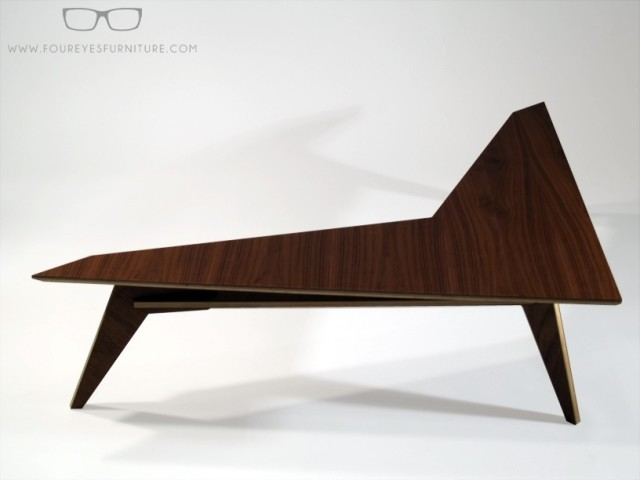 """Stealthy"" Coffee Table by foureyes furniture at CustomMade.com"