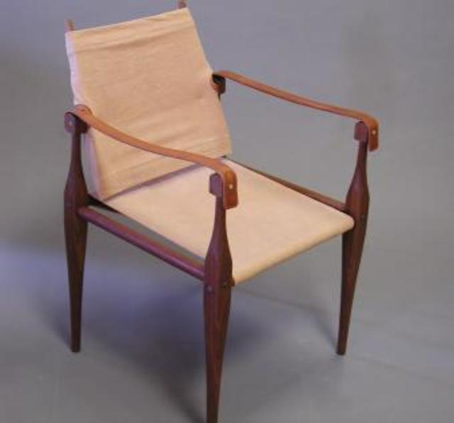 Safari Campaign Chair by Fine Ideas Furniture at CustomMade.com