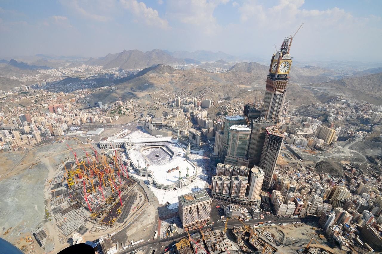Bulldozing Mecca for Luxury Condos