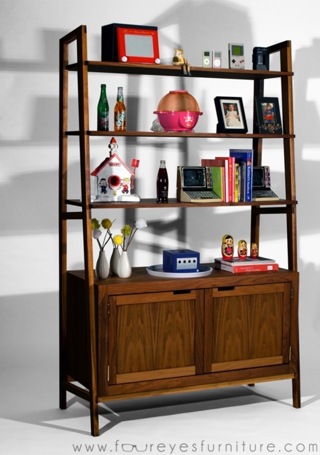 """Meanole"" Bookcase by foureyes furniture at CustomMade.com"