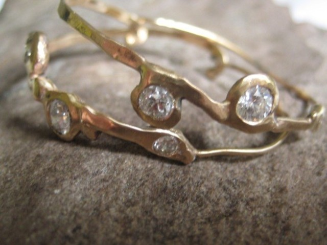 Wedding and Engagement Rings by Heather Hoffman Handmade Jewelry at CustomMade.com