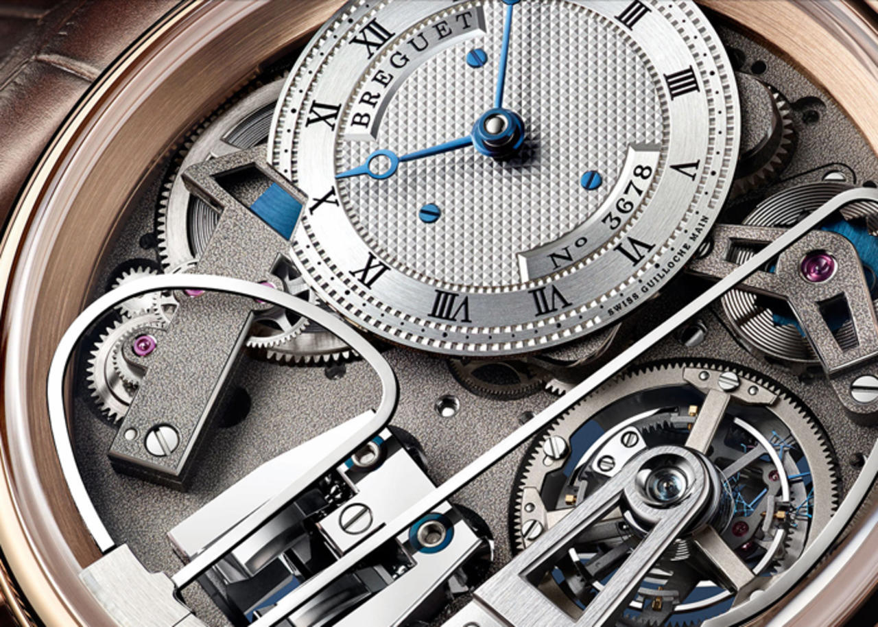 Breguet CEO Marc Hayek Discusses Making a Minute Repeater