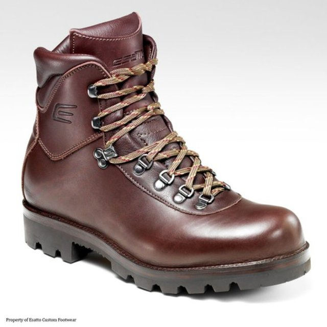 Custom Made Classic Hiker Boots by Esatto Custom Footwear at CustomMade.com