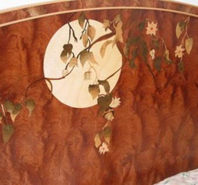 """Moon Rise"" Headboard by Scandia Custom Furniture at CustomMade.com"