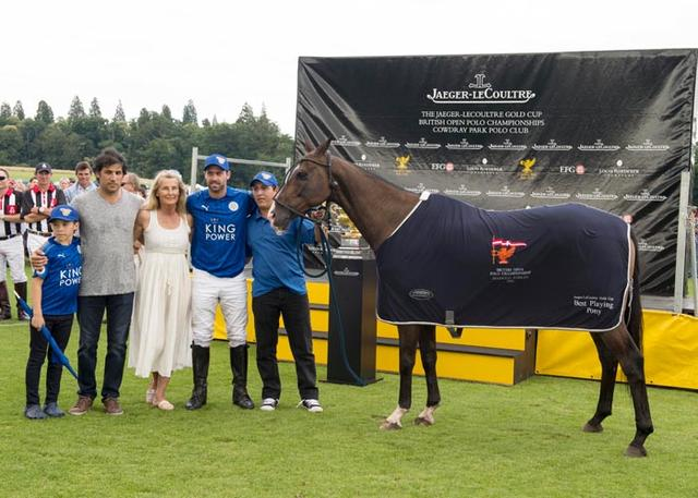 Summer Polo with Jaeger-LeCoultre