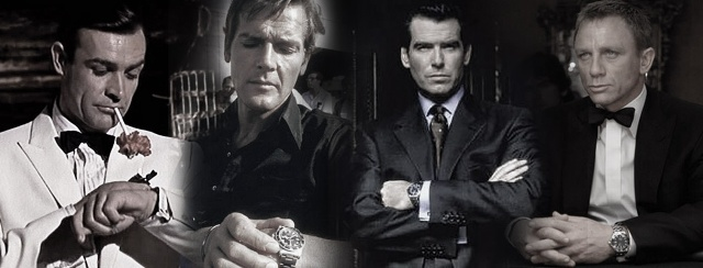 Omega Watches in James Bond Films