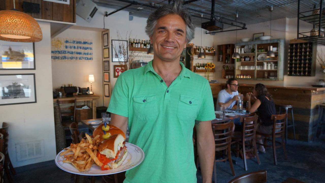 Charr�a: primer restaurante uruguayo en Manhattan