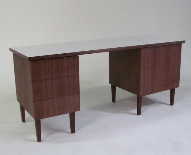 mid century desk by eternal furniture design at