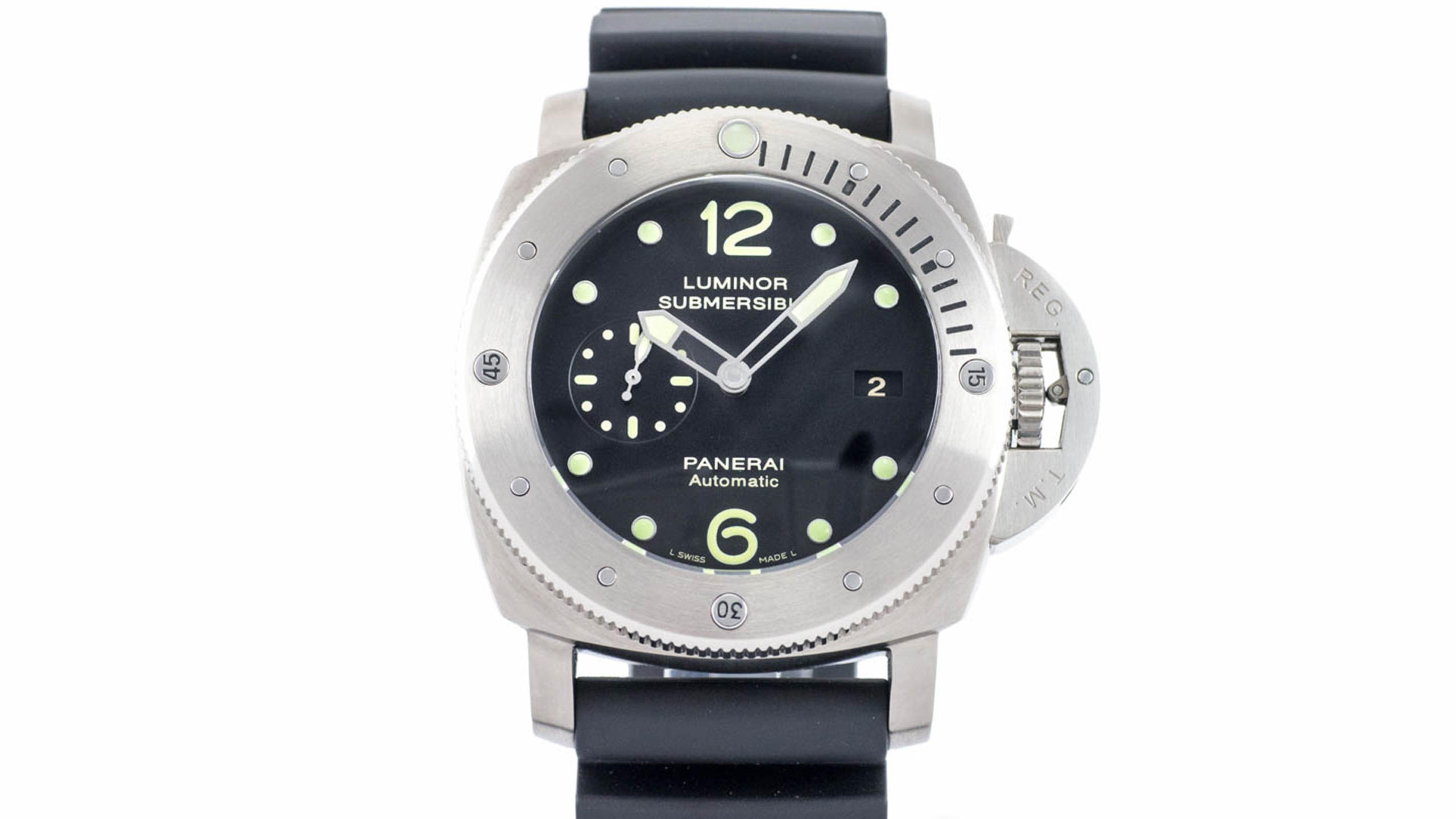 Panerai PAM 571 - Classic Yachts Challenge 2014 Special Edition