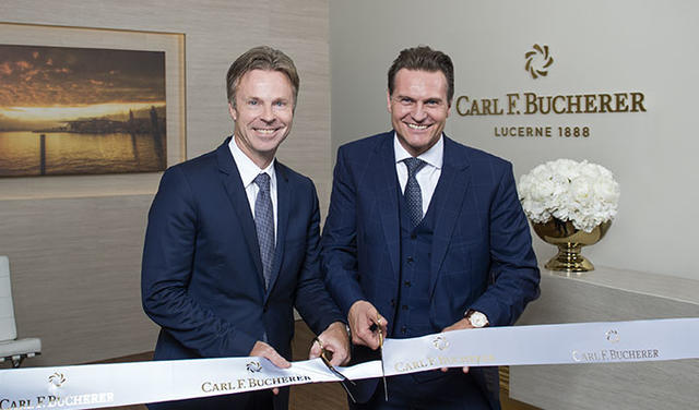 Carl F. Bucherer Opens New Production Center in Lengnau