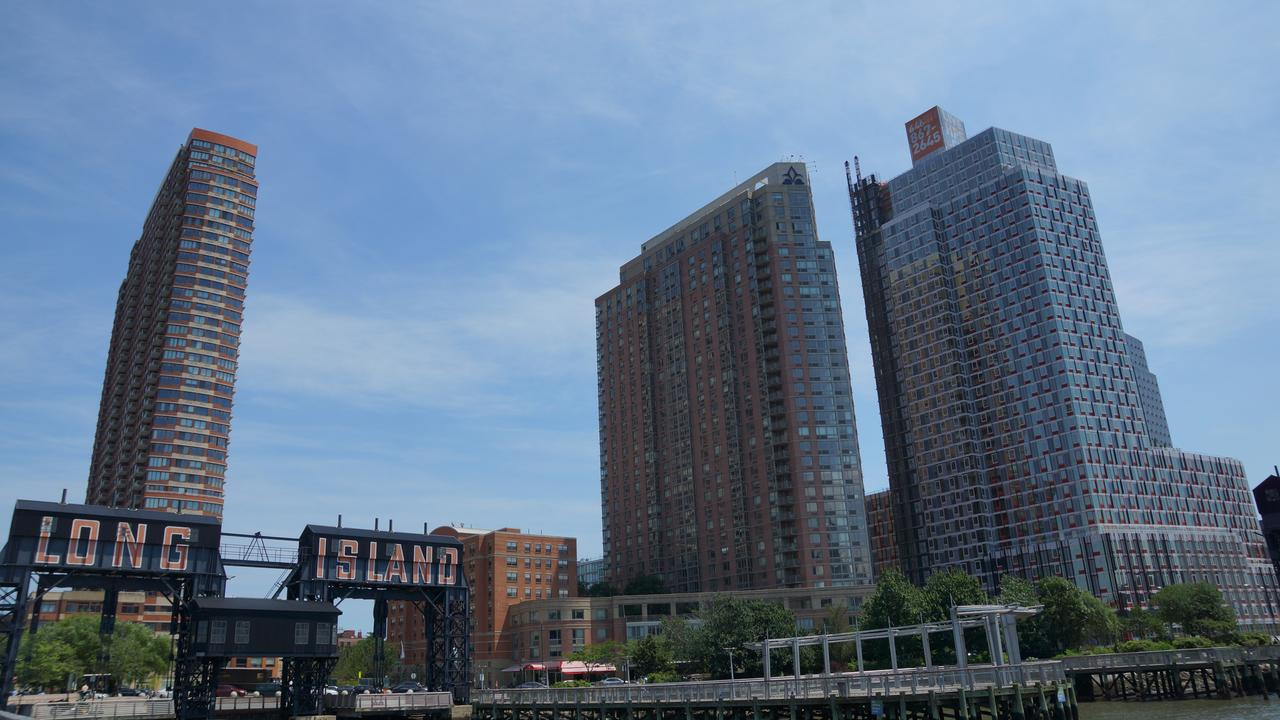 Los secrretos de Long Island City