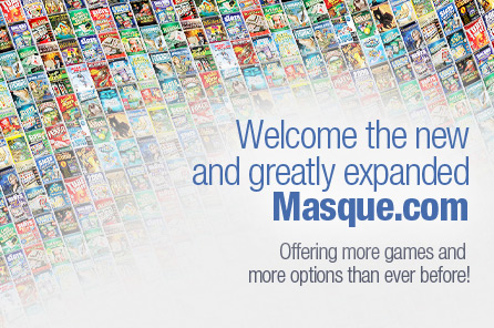 Welcome to the all-new Masque.com