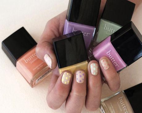 Pastel-nails-manicure-polka-dot-ulta-beauty-butter-london