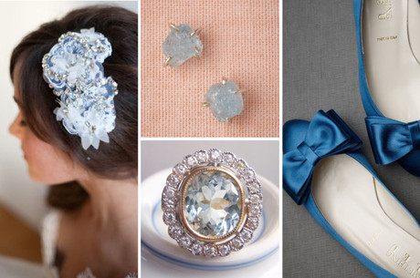 Something-blue-wedding-bridal-matchbook-magazine