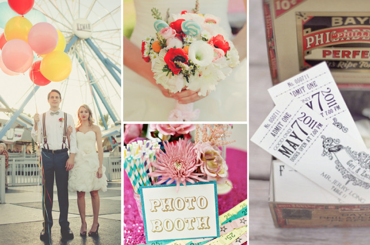 Wedding-circus-carnival-ideas-inspiration-matchbook-mag-loverly