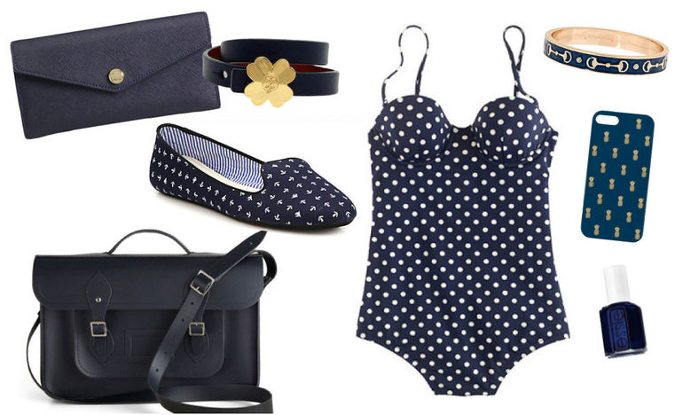 Navy-fashion-summer-classic