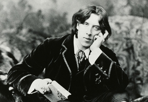 Top 20 oscar wilde quotes matchbook magazine for Art and decoration oscar wilde