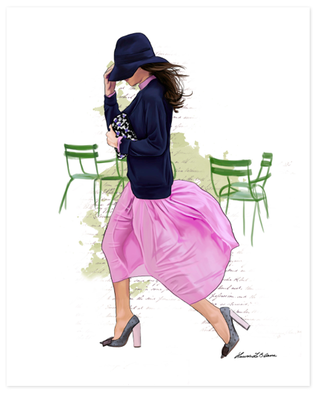 Paris-fashion-week-art-illustration-print