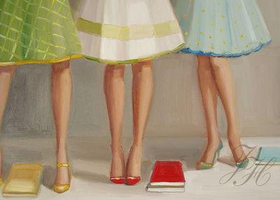 Library-ladies-art-print-janet-hill-studio