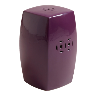 Purple-ceramic-garden-stool-cost-plus-world-market