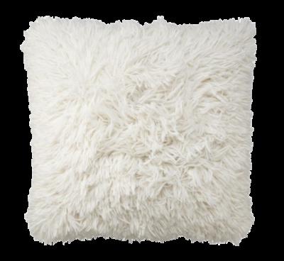 Threshold Long Fur Decorative Pillow - Matchbook Magazine