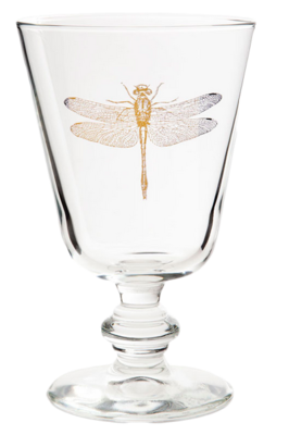 Bug-wine-glass
