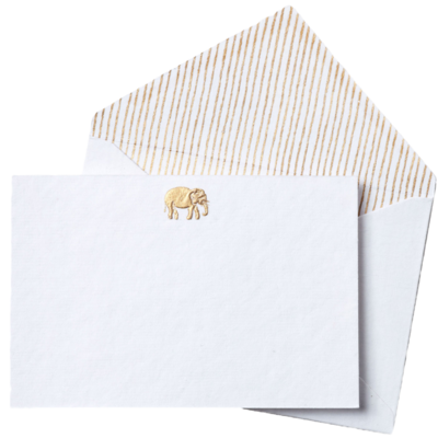 Gold_thank_you_notecard_set