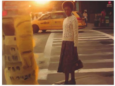 New-york-minute-ii-saatchi-online