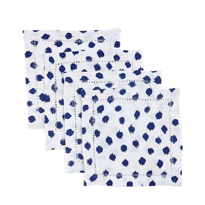 Ocsar-de-la-renta-ikat-coktail-napkins-bloomingdales