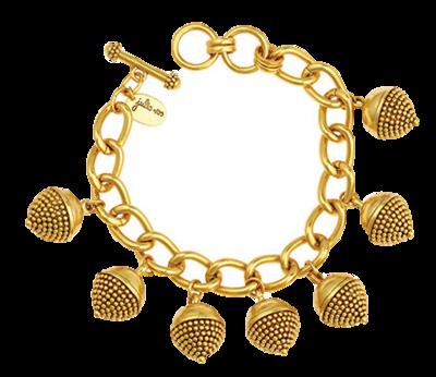 Acorn-charm-bracelet-julie-vos