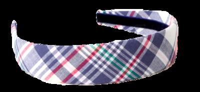 Madras-headband
