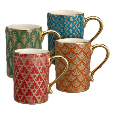 Fortuny-mugs