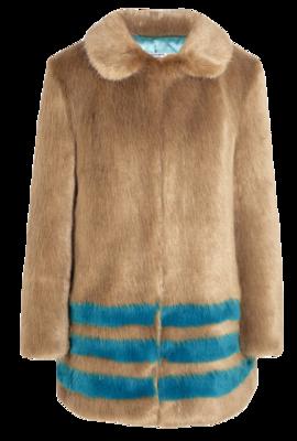 Coat-faux-fur